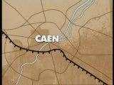 La Bataille de Caen - Heure après heure, la plus terrible bataille sur le sol français de la 2 ème Guerre Mondiale.