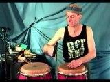 Percussions & musiques modernes - Cette vidéo a pour objectif de vous aider à intégrer facilement et surtout intelligemment le jeu des percussions dasn les musiques modernes, ou autrement dit, les musiques d'aujourdhui !