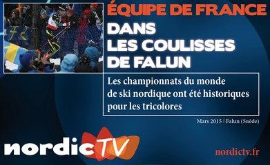 Equipe de France : dans les coulisses des Mondiaux de Falun