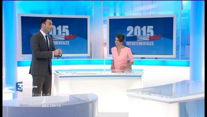 Soirée spéciale Départementales 2015 en Aquitaine
