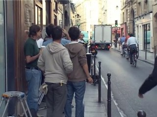 4 Making Of inédits, Paris Je t'aime