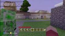Minecraft Xbox 360 TNT Landmine Pranks (Very Funny)