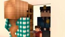 Top 5 ASDF Minecraft Animations Songs Parodies Music Minecraft Funny Animations Asdf Movie 7