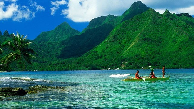 Worlds Most Irresistible Islands - Incredible Coastlines and Harbor Towns