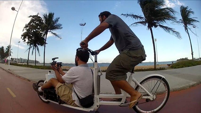 Bike Táxi em Vitória - ES
