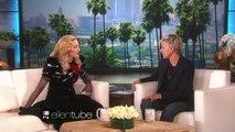 Madonna & Justin Bieber Talk Dating Age The Ellen Show