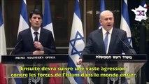 Amalgames et pr?jug?s terrorisme du sionisme (Yahia GOUASMI, Parti Anti Sioniste)