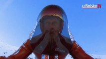 Il tente de battre son record du monde extrême en VTT