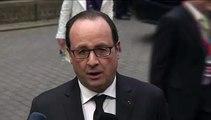 """La Grèce doit demander """"aux plus riches de payer des impôts"""", selon François Hollande"""