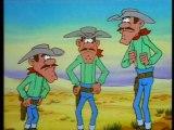 Les cousins Dalton - Lucky Luke fait la connaissance des cousins des véritables Frères Dalton. Ces cousins malhabiles deviendront les pires despérados de l'Ouest.