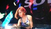 Sexy Cute Korean DJ Girl Dancing _New Thang_ Redfoo - DJ Soda 2015