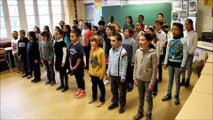 Ecole en choeur, Académie de Poitiers, Ecole élémentaire Pierre Loti La Rochelle