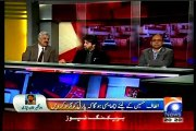 GEO Capital Talk Hamid Mir with MQM Haider Abbas Rizvi (19 March 2015)