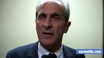 """Hubert Falco: """"Varois, ne vous laissez pas confisquer votre élection"""""""