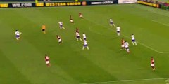 Mohamed Salah fantastic skills vs Roma | AS Roma vs Fiorentina 0 3 19-03-2015