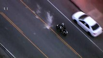 High-Speed Motorcycle Chase Ends In Tricks, Arrest