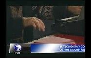 Muere el tecladista de The Doors Ray Manzarek