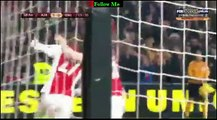 Ajax 2-1 Dnipro (All Goals and Highlights) Europa League