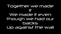 linkin park ft Busta Rhymes We Made It [Lyrics]