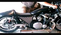 2006 banshee trinity stage IV inframe drag pipes - video