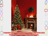 Printed Photography Background Christmas Tc073 Titanium Cloth Backdrop 5'x6' Ft (60x80) Better