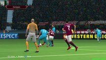 Torino vs Zenit St Petersburg - Highlights - PES 15 - Round of 19 March