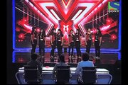 X Factor India - Last Minute's enchanting singing on Yaaron Dosti - X Factor India - Episode 5 -  2nd June 2011