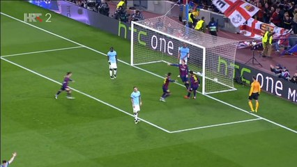 Barcelona - Manchester City 1-0, Rakitić (31'), 18.03.2015. HD