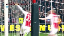 19.03.2015 Ajax 2-1 Dnipro - Goals and Highlights