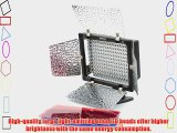YONGNUO YN-160II LED Camera Video Light for Canon Nikon Samsung Olympus JVC Pentax. Come With