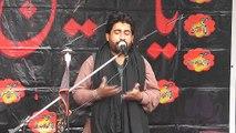 Zaker Najaf Abbas Shaker 12 March 2015 Imam Bargah Masooma-e-Qum Gurhah Habib