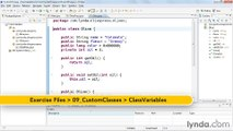 9-8. Using class variables and Enum classes - Java Classes Part 51