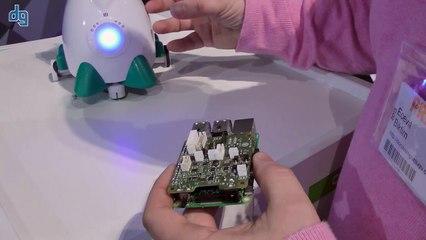 CeBIT 2015: Çocuklara Programlamayı Öğreten Robot