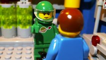 Idiots In Space (Lego brickfilm / stop-motion animation) comedy film