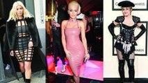 Kim Kardashian, Lady Gaga, Nicki Minaj | S&M Inspired Fashion