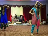 Indian Wedding Bride Side Girls Best Dance - A Ja Mahi Vy