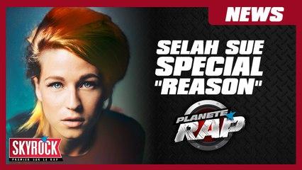 "Planète Rap spécial Selah Sue ""Reason"""