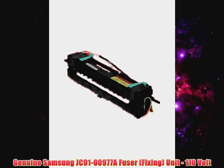 240v packed by ABPS Samsung Genuine Fuser Unit CLP 360 365 CLX 3300 3305 220v