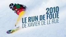 EXPLORE Freeride - Le run de Xavier de Le Rue en 2010
