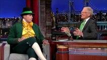 Will Ferrell chante pour la Saint-Patrick