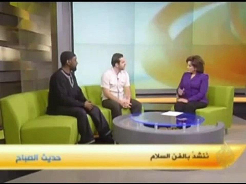 Mesut Kurtis #AlJazeera | مسعود كرتس - مقابلة قناة الجزيرة