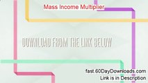 Mass Income Multiplier Login - Mass Income Multiplier