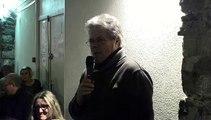 20150317 cantonales Anduze reunion publique Blanc Suau intervention d' Alain Beaud