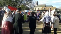Fête de la Pomme - Danse traditionnelle - Le Sap (61)