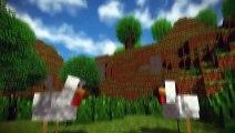 Minecraft Star Wars Epic battle Herobrine Animation - Minecraft film 1078 MINECRAFT [HD ]