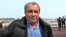 Guy Cherel présente Aramis Collonges pour le quinté de dimanche 22 mars à Auteuil, le Prix Lutteur III