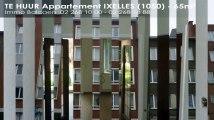 Te huur - Appartement - IXELLES - 1050 - 65m²