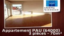 Location - appartement - PAU (64000)  - 70m²