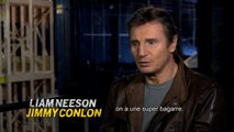 "NIGHT RUN - Featurette ""Liam Neeson, Joel Kinnaman & Ed Harris"" [VOST
