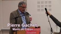 Pierre Gachet soutient J-M Darmian et A-L Fabre-Nadler, candidats aux élections départementales 2015